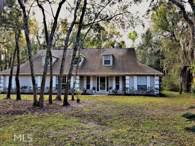 214 Longwood Rd, St. Marys, GA 31558 (MLS #8555219) :: Buffington Real Estate Group
