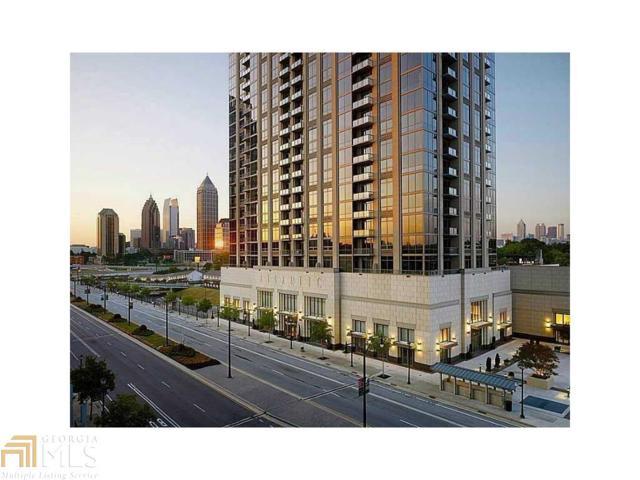 270 17th St #1906, Atlanta, GA 30363 (MLS #8555250) :: DHG Network Athens