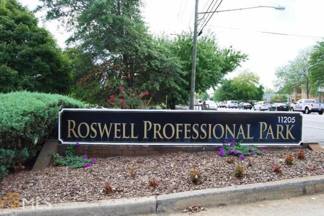 11205 Alpharetta Hwy I1, Roswell, GA 30076 (MLS #8555256) :: Rettro Group