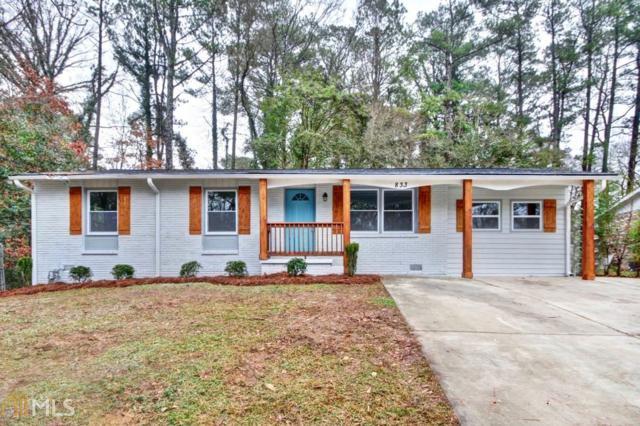833 Harwell Rd, Atlanta, GA 30318 (MLS #8555395) :: Buffington Real Estate Group