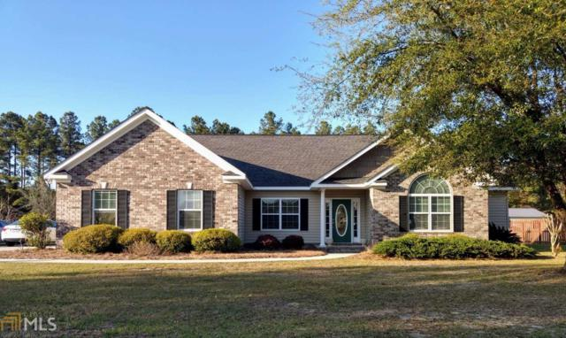 1604 Colony Ln, Brooklet, GA 30415 (MLS #8555431) :: RE/MAX Eagle Creek Realty