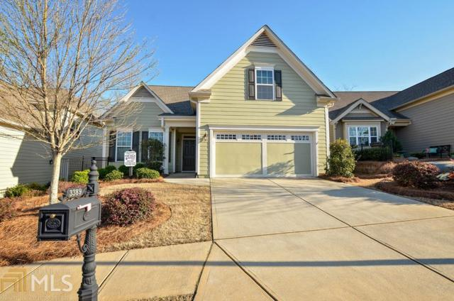 3389 Cresswind Pkwy, Gainesville, GA 30504 (MLS #8555881) :: Team Cozart