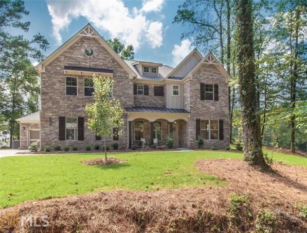3683 Midvale Rd #20, Tucker, GA 30084 (MLS #8556131) :: Buffington Real Estate Group