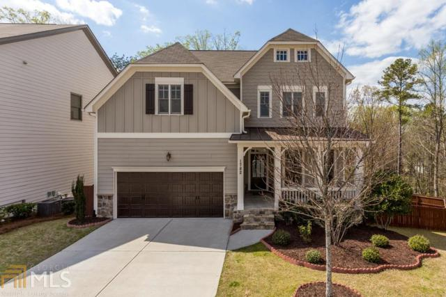 1782 Grand Oaks Drive, Woodstock, GA 30188 (MLS #8556671) :: Buffington Real Estate Group