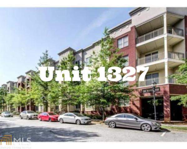 870 Mayson Turner Rd #1327, Atlanta, GA 30314 (MLS #8556778) :: Ashton Taylor Realty