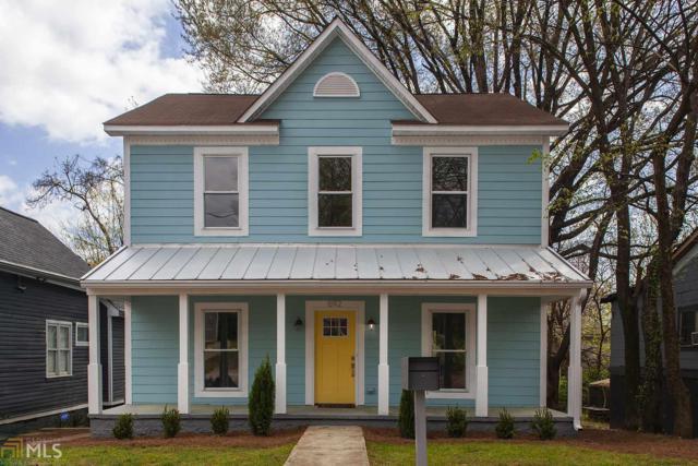 692 Garibaldi St, Atlanta, GA 30310 (MLS #8557242) :: Ashton Taylor Realty