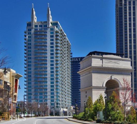 361 17th St #2410, Atlanta, GA 30363 (MLS #8557327) :: Rettro Group