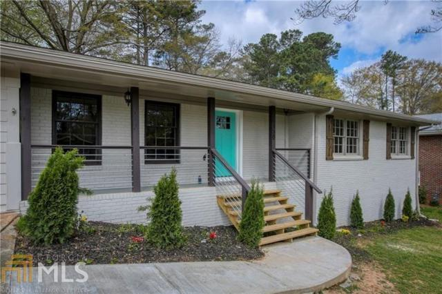 4130 Deerwood Pkwy, Smyrna, GA 30082 (MLS #8557487) :: Buffington Real Estate Group