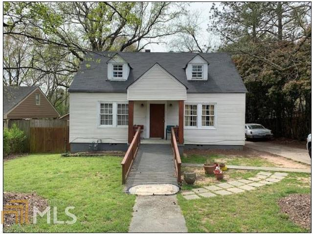 1887 Flat Shoals Rd, Atlanta, GA 30316 (MLS #8557548) :: Buffington Real Estate Group