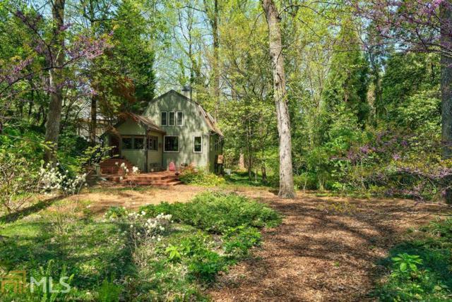 201 Peachtree Cir, Atlanta, GA 30309 (MLS #8557668) :: Buffington Real Estate Group