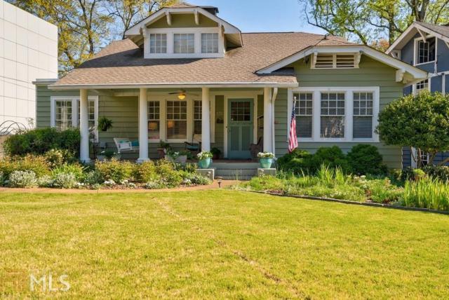176 17th St, Atlanta, GA 30309 (MLS #8557684) :: Buffington Real Estate Group