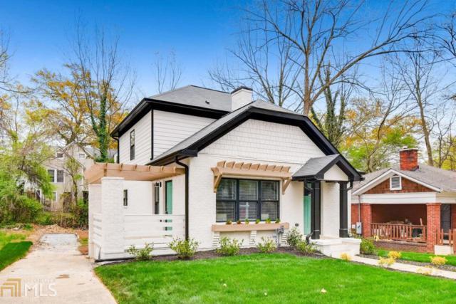 704 Rochelle Dr, Atlanta, GA 30310 (MLS #8557910) :: Buffington Real Estate Group