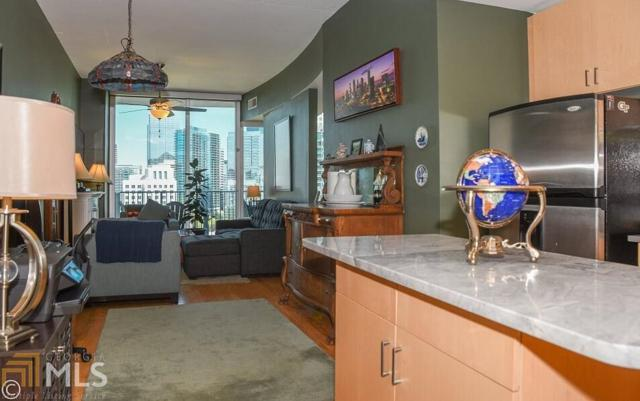 860 Peachtree St #1113, Atlanta, GA 30308 (MLS #8558164) :: DHG Network Athens