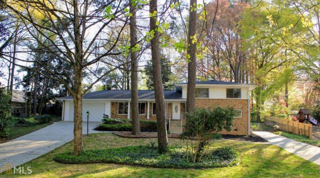 4385 Laurel Cir, Smyrna, GA 30082 (MLS #8558590) :: Buffington Real Estate Group