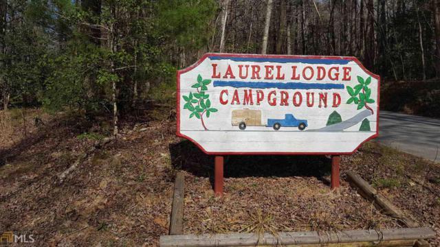 0 Laurel Lodge Restaurant And Campground, Clarkesville, GA 30523 (MLS #8558669) :: Rettro Group