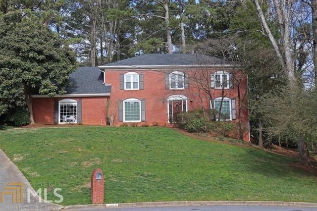 4752 Pine Acres Ct, Atlanta, GA 30338 (MLS #8559001) :: Buffington Real Estate Group