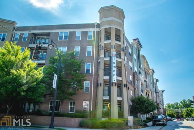 390 17th St #2036, Atlanta, GA 30363 (MLS #8559121) :: DHG Network Athens