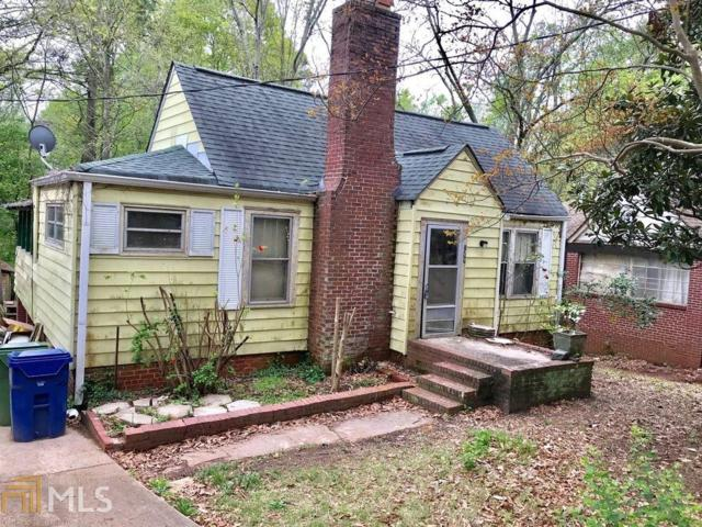 1377 Ormewood Ave, Atlanta, GA 30316 (MLS #8559123) :: Buffington Real Estate Group