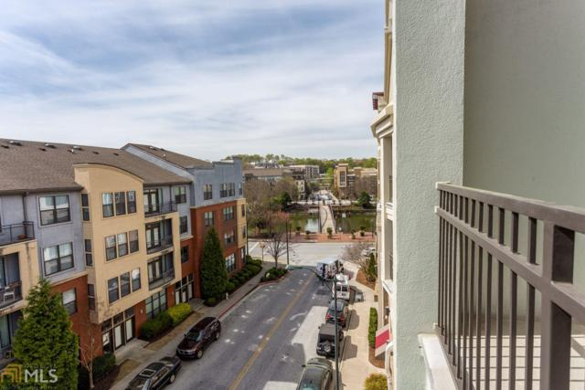 390 17th St #6013, Atlanta, GA 30363 (MLS #8559196) :: DHG Network Athens