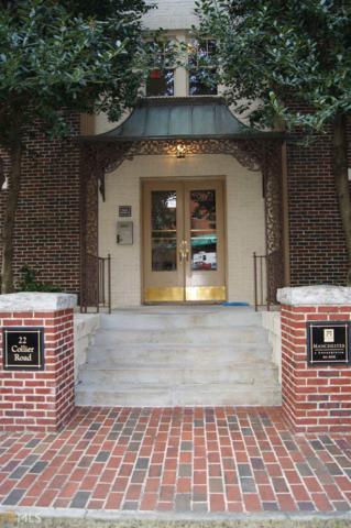 22 Collier Rd #8, Atlanta, GA 30309 (MLS #8559332) :: DHG Network Athens