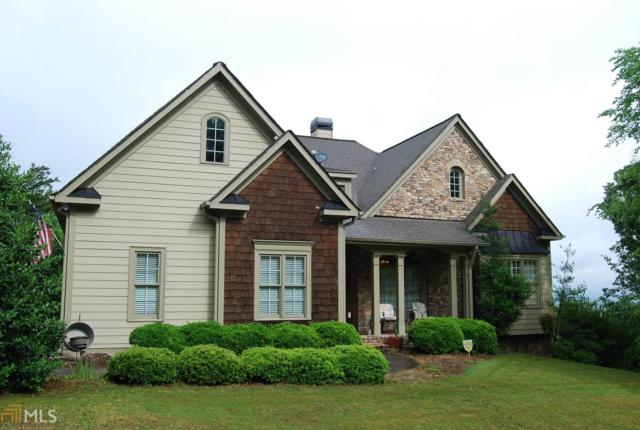 393 Teel Mountain Dr, Cleveland, GA 30528 (MLS #8559400) :: Rettro Group