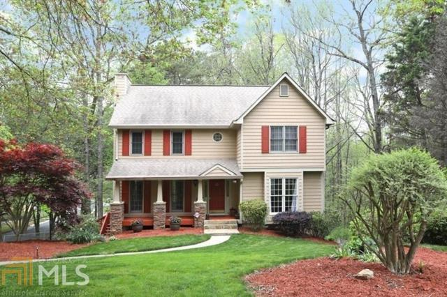 1517 Brookcliff Cir, Marietta, GA 30062 (MLS #8559666) :: Buffington Real Estate Group