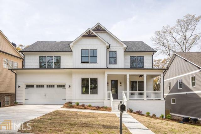 422 Nesbit St, Norcross, GA 30071 (MLS #8559714) :: Rettro Group