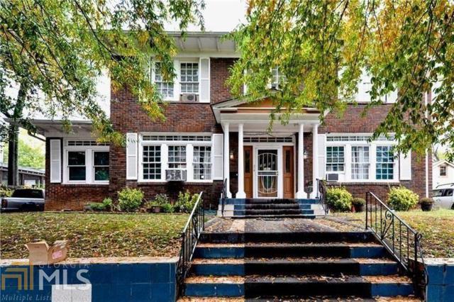 1102 Ponce De Leon Ave, Atlanta, GA 30306 (MLS #8559778) :: Buffington Real Estate Group