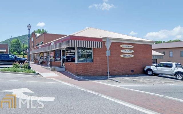 32 Town Sq A, Blairsville, GA 30512 (MLS #8559947) :: Rettro Group