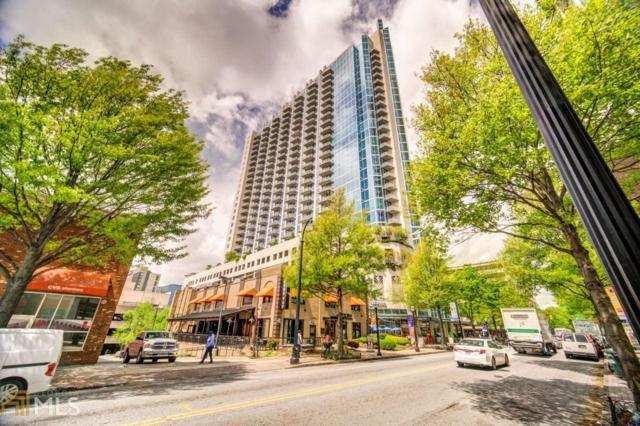 860 Peachtree St #1011, Atlanta, GA 30308 (MLS #8560234) :: DHG Network Athens