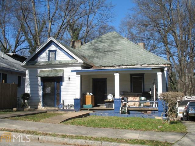 1171 Eggleston St, Atlanta, GA 30310 (MLS #8560493) :: Buffington Real Estate Group