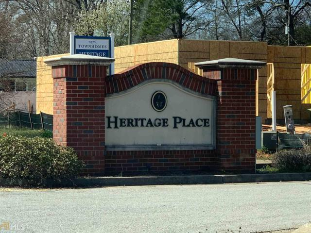 380 Rosenwald Dr #1, Hampton, GA 30228 (MLS #8560871) :: Buffington Real Estate Group