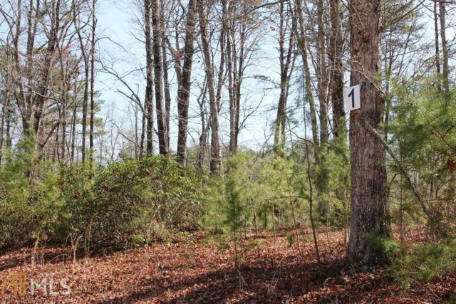 0 Oak Hills Estates, Mineral Bluff, GA 30559 (MLS #8561200) :: The Durham Team