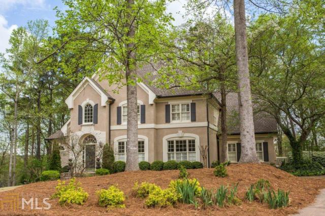 2110 Lake Grove Ln, Milton, GA 30004 (MLS #8561558) :: Buffington Real Estate Group