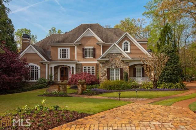 574 Gramercy Dr, Marietta, GA 30068 (MLS #8561642) :: Buffington Real Estate Group
