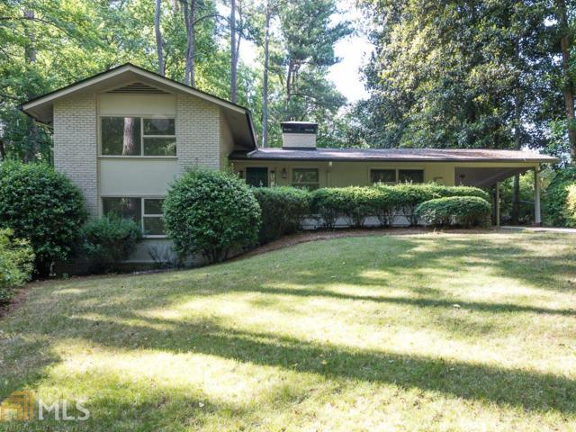 2800 Mornington Dr, Atlanta, GA 30327 (MLS #8561751) :: Buffington Real Estate Group