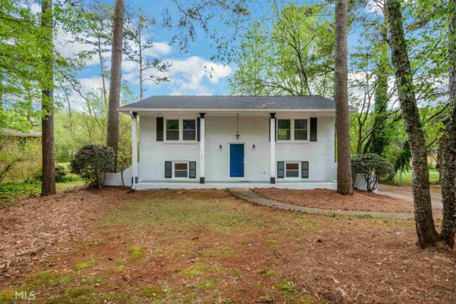 250 Forest Glen Cir, Avondale Estates, GA 30002 (MLS #8561950) :: Buffington Real Estate Group