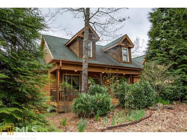 670 Dover Highlands Trl, Ellijay, GA 30540 (MLS #8562426) :: Bonds Realty Group Keller Williams Realty - Atlanta Partners