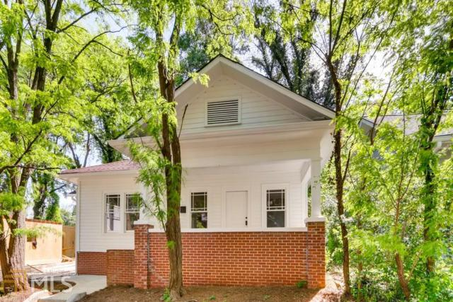 376 Atwood St, Atlanta, GA 30310 (MLS #8563112) :: Buffington Real Estate Group