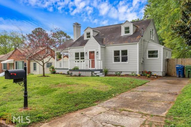 1665 SE May Ave, Atlanta, GA 30316 (MLS #8563129) :: Buffington Real Estate Group