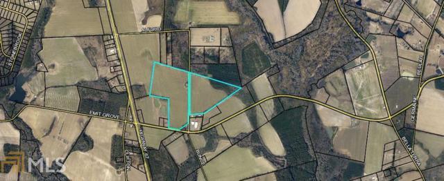 816 Alford Rd Parcel D, Statesboro, GA 30458 (MLS #8563277) :: RE/MAX Eagle Creek Realty