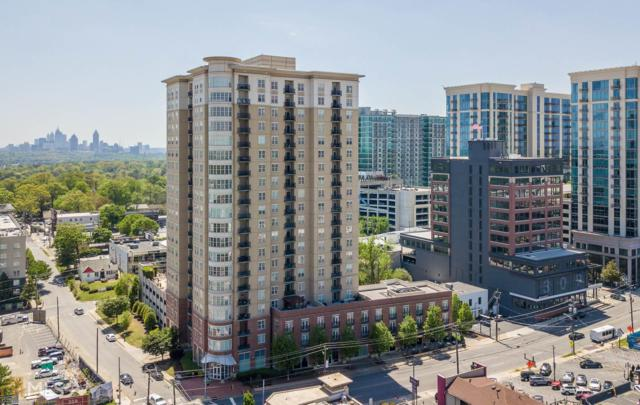 325 E Paces Ferry Rd #610, Atlanta, GA 30305 (MLS #8564003) :: Rettro Group