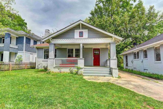 750 Cascade Ave, Atlanta, GA 30310 (MLS #8564322) :: Buffington Real Estate Group
