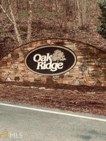 0 Oak Ridge Pkwy Lot 1, Jasper, GA 30143 (MLS #8564404) :: Rettro Group