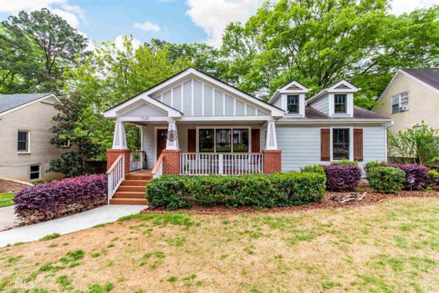 1545 May Ave, Atlanta, GA 30316 (MLS #8564446) :: Buffington Real Estate Group