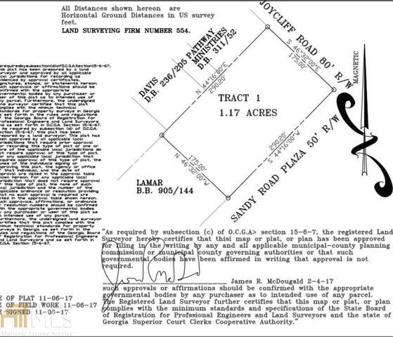 0 Shady Rd, Macon, GA 31211 (MLS #8564600) :: Rettro Group