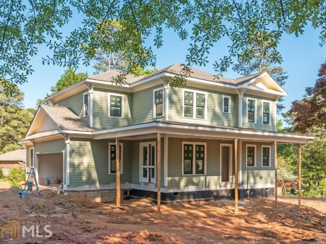 3172 Wynn Dr, Avondale Estates, GA 30002 (MLS #8564629) :: Buffington Real Estate Group