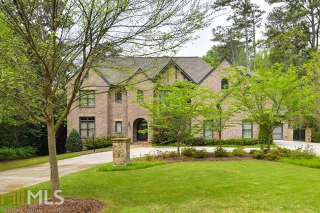 4210 Club Dr, Atlanta, GA 30319 (MLS #8565237) :: Ashton Taylor Realty