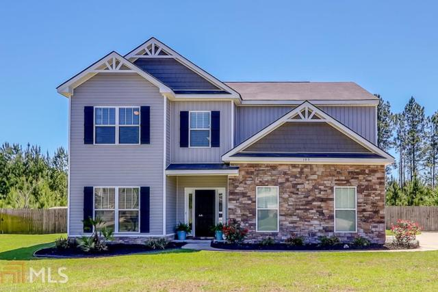 105 Cedar Ridge Dr, Guyton, GA 31312 (MLS #8565244) :: The Heyl Group at Keller Williams