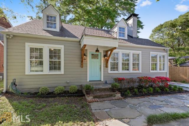 528 Scott Blvd, Decatur, GA 30030 (MLS #8565291) :: Buffington Real Estate Group